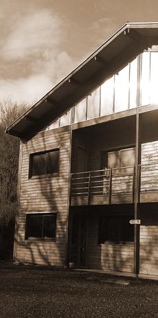 Constructeur maisons ossature structure bois dans le sud for Constructeur maison basque
